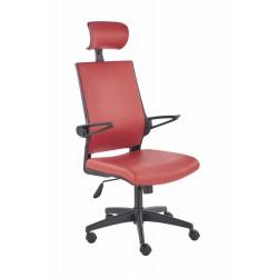 DUCAT fotel pracowniczy czerwony (1p1szt)