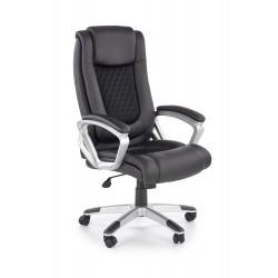 LORIANO fotel gabinetowy czarny