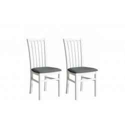 Krzesła Snow ( 2 sztuki ).