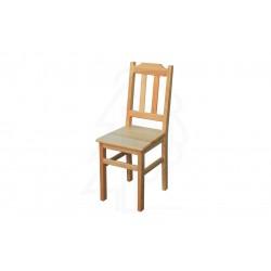 Krzesło Sosnowe D