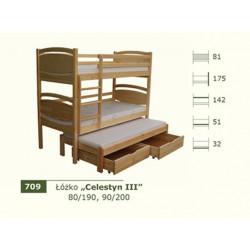 Łóżko Piętrowe Celestyn III