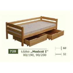 Łóżko Parterowe Modest I