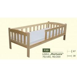 Łóżko Parterowe Martusia