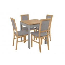 Zestaw stół z krzesłami...